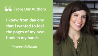 Yvonne Feltman from our authors