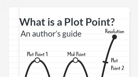 what is a plot point?