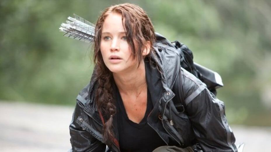 Katniss Everdeen. A protagonist whose conflicting motivations drive the drama of the story.