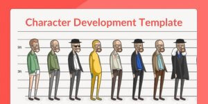 Character development template
