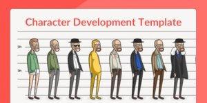 Character development template