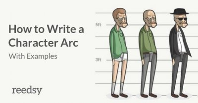 How to Write a Compelling Character Arc