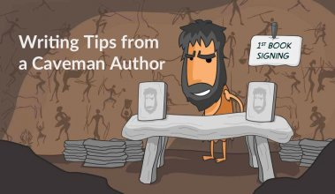 Paleo Publishing: Terrible Writing Advice from a Caveman Author