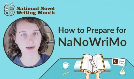 How to prepare for NaNoWriMo