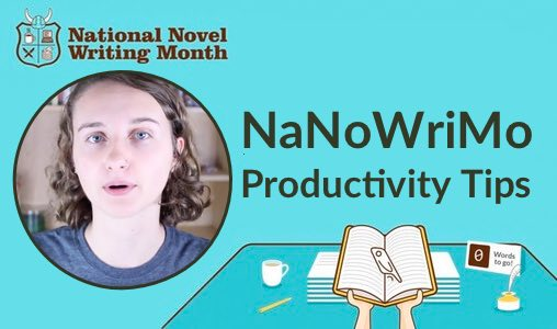 Staying Productive During NaNoWriMo: Shaelin's Top Tips by Shaelin Bishop for Reedsy