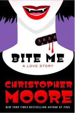 Bite Me Book Cover Design