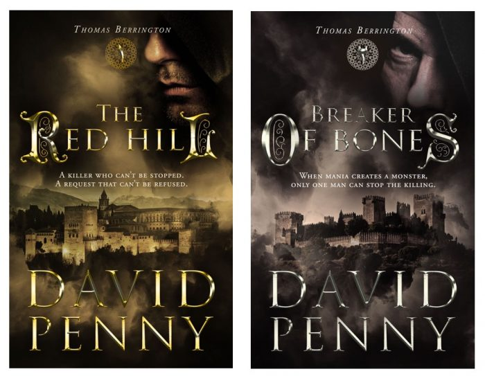 Book Cover Design Red Hill Rebrand After