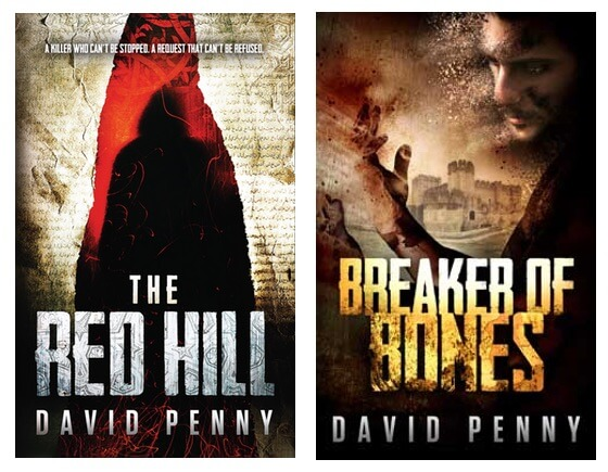 Book Cover Design Red Hill Rebrand Before