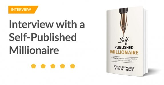 Interview with a Self-Published Millionaire