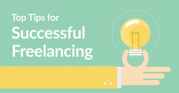 Top tips for successful freelancing