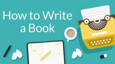 how to write a book - 1