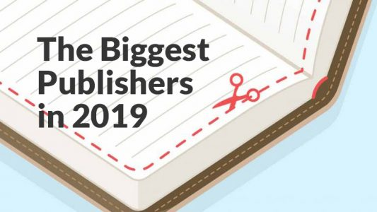The Largest Book Publishers in 2019