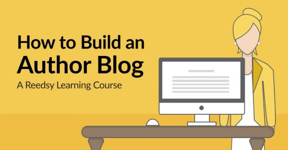 How to Build an Author Blog