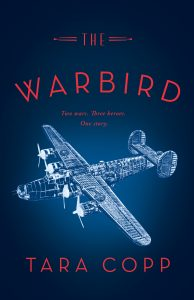Warbird by Tara Copp Book Cover Design