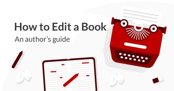 how to edit a book 3