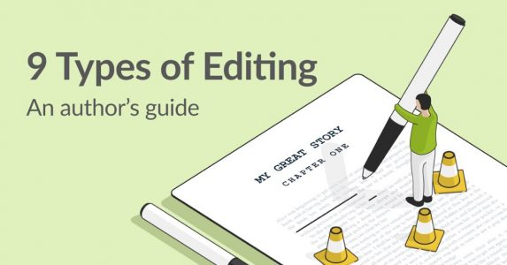 9 Types of Editing