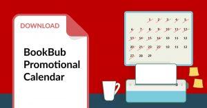 BookBub Calendar Modal