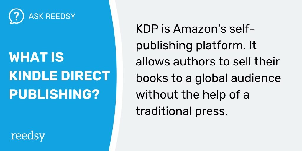 Guide to Kindle Direct Publishing | What is KDP