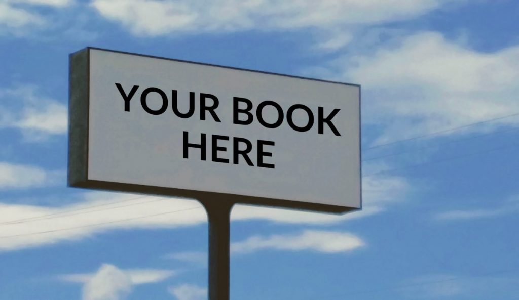 how to market a nonfiction book advertising