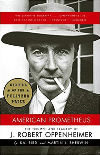 American Prometheus, a great example of biography as creative nonfiction.