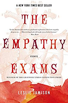 Leslie Jamison's The Empathy Exams, a great example of personal essays as creative nonfiction.