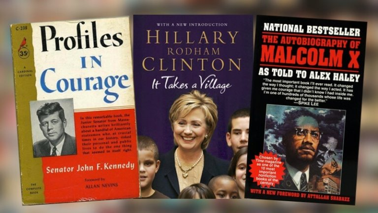 How to Hire a Ghostwriter   Famous Ghostwritten Books by JFK, Hillary, Malcolm X
