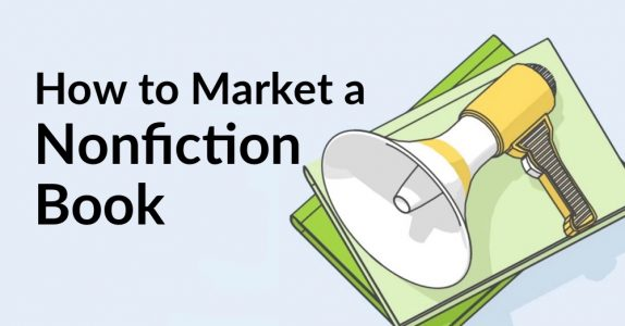how to market a nonfiction book