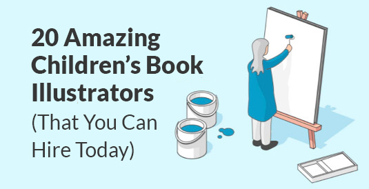 children's book illustrators