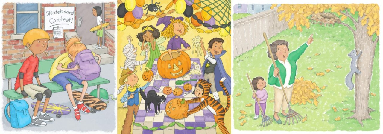 best children's book illustrators - dana regan