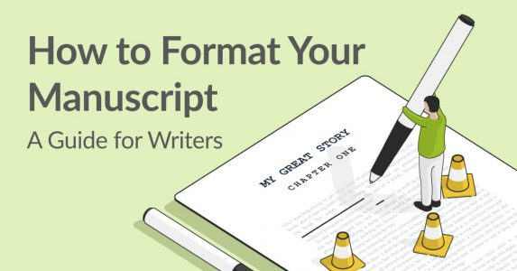 Manuscript Format | How to format your manuscript