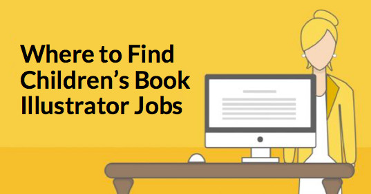 children's book illustrator jobs
