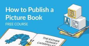 how to publish a picture book course graphic