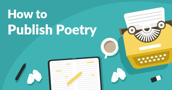 how to publish poetry image for reedsy
