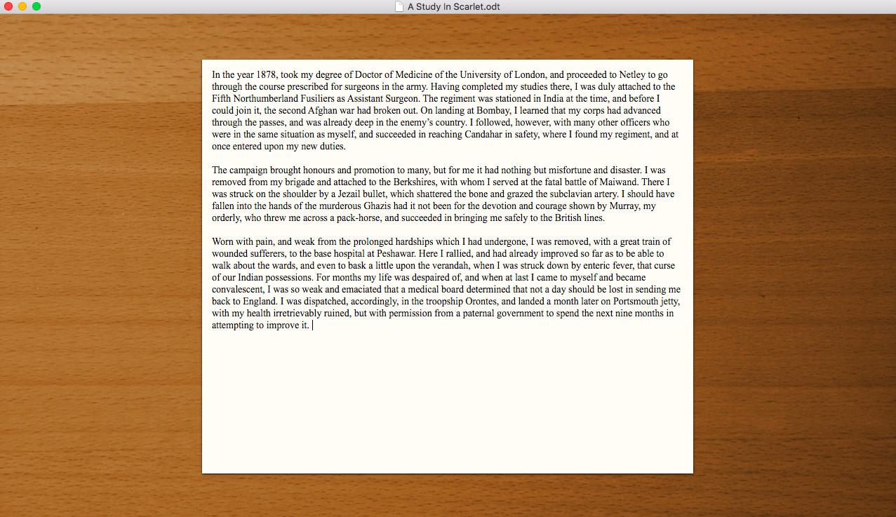focuswriter app
