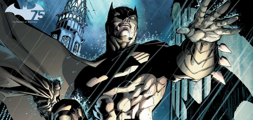 Batman internal conflict example