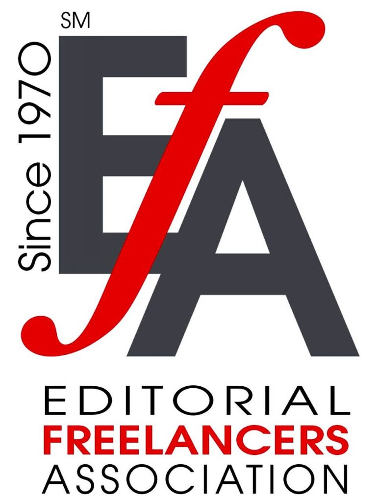editorial freelancers association logo