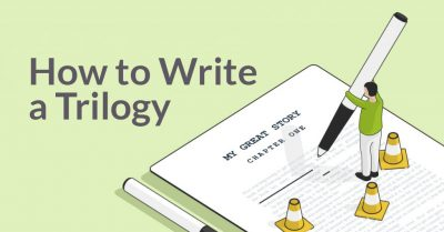 how to write a trilogy