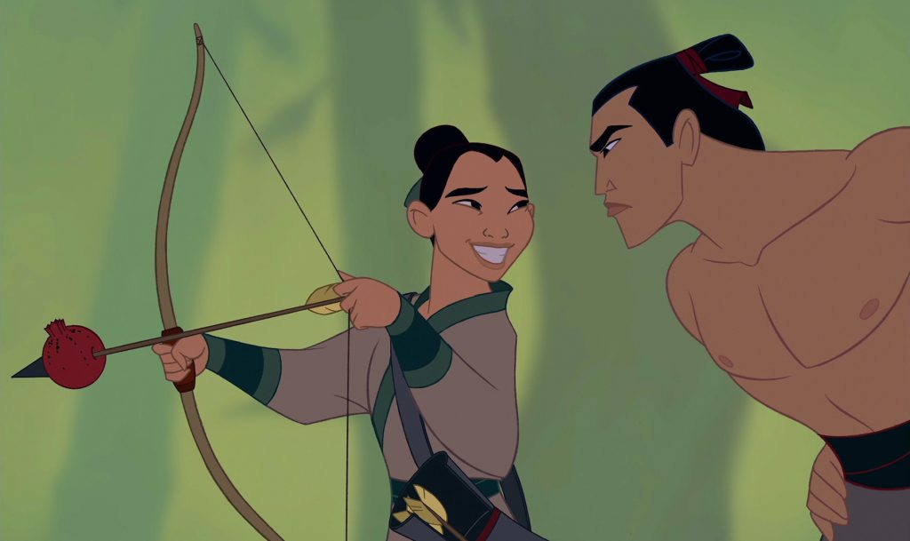 How to Become a Freelance Illustrator | Mulan Character Design