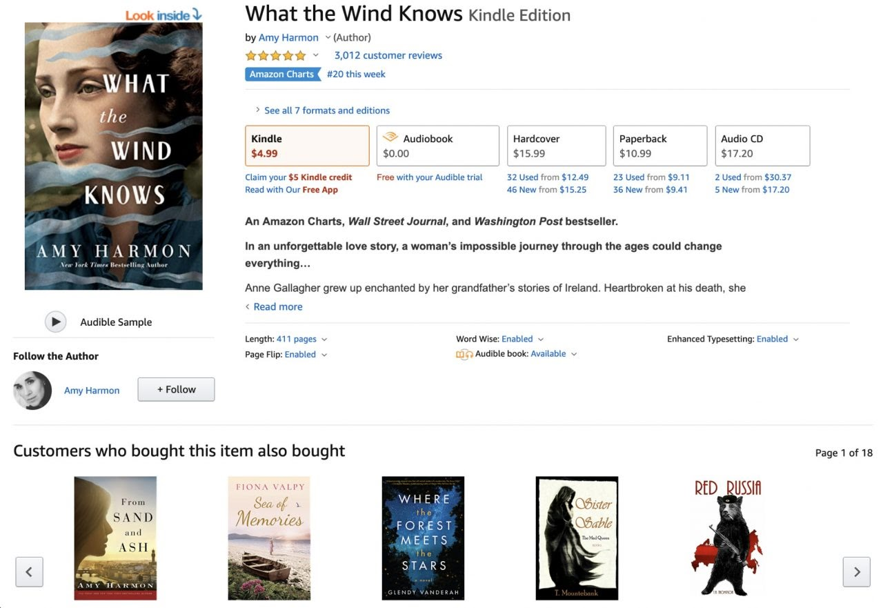 How to Sell Ebooks on Amazon | How to Use Amazon's Also Bought Section In Your Favor