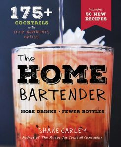Cookbook Publishers | The Home Bartender Recipe Book