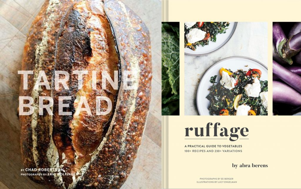 Cookbook Publishers | Bread Books by Chronicle