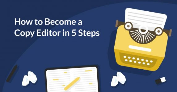 How to Become a Copy Editor