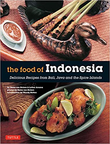 Cookbook Publishers | The Food of Indonesia