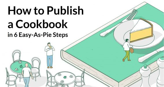 How To Publish A Cookbook | Title Image