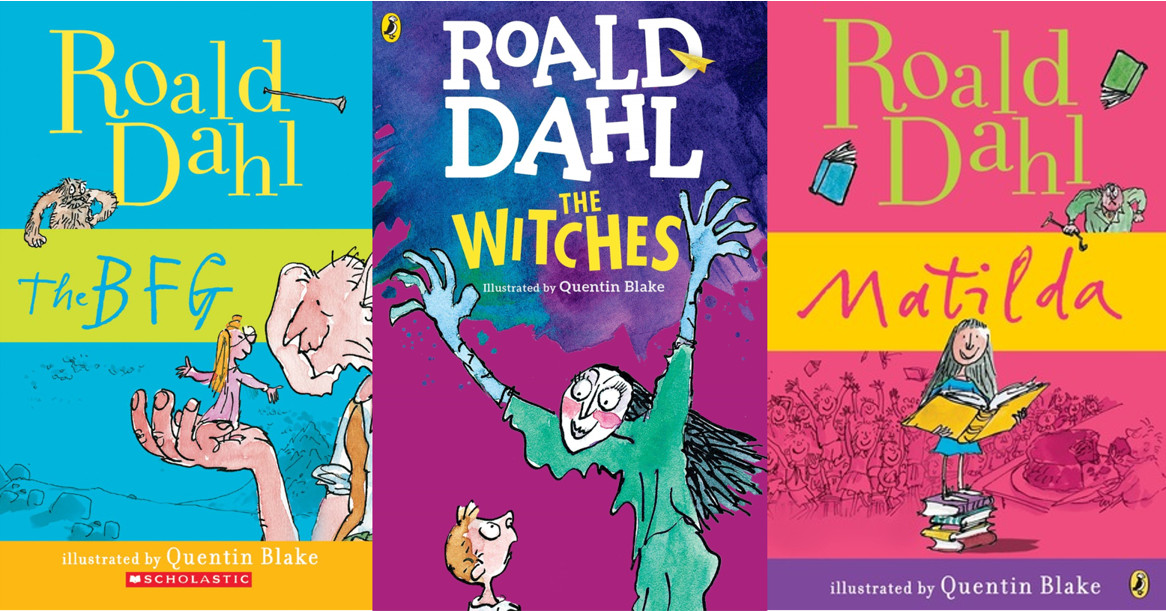 How to Self-Publish a Children's Book | Roald Dahl's Books