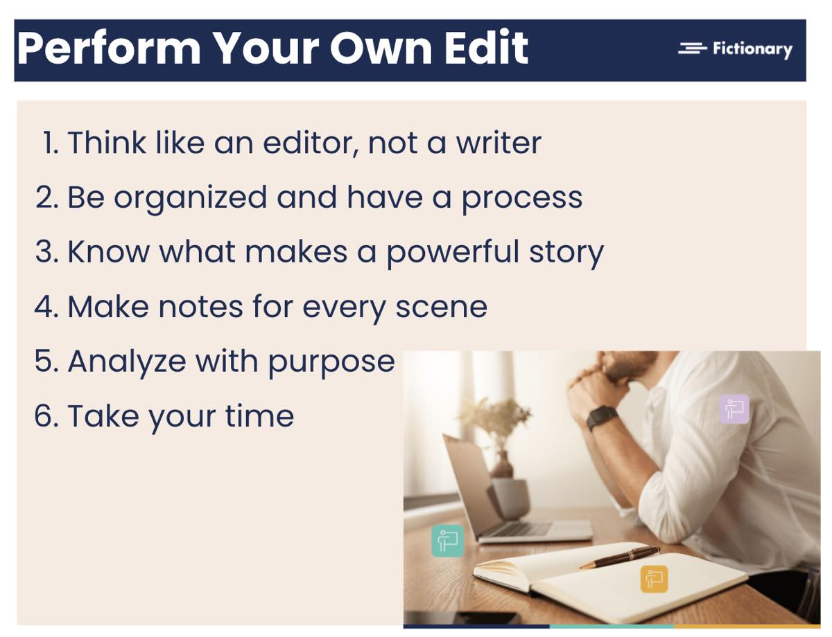 Story Editing | Perform your own edit