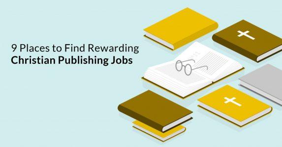 Christian Publishing Jobs