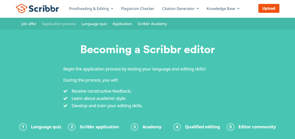 Remote Proofreading Jobs | Scribbr