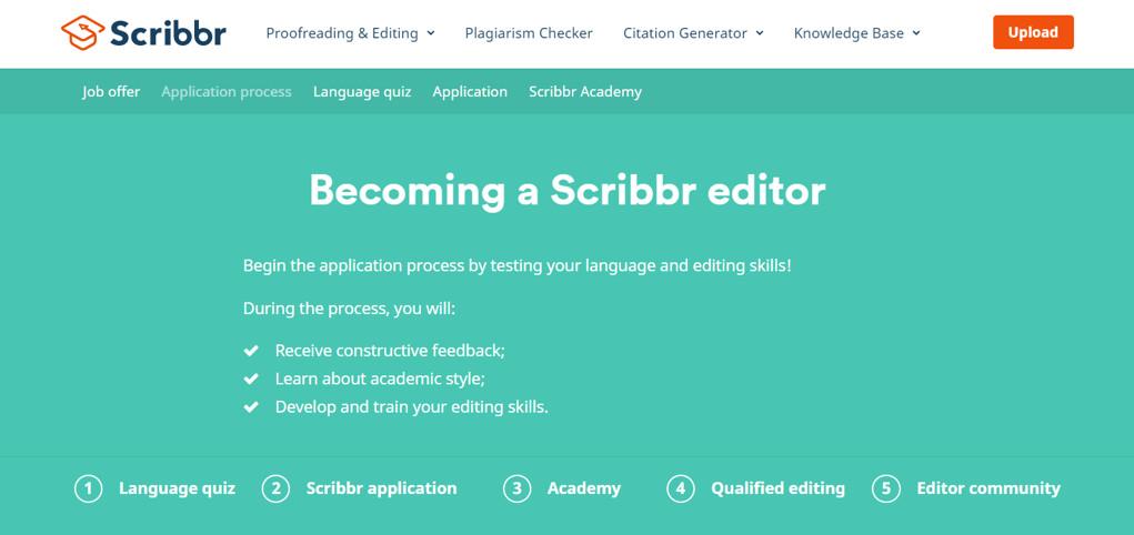 Remote Proofreading Jobs | Scribbr