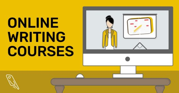 online writing courses | header image